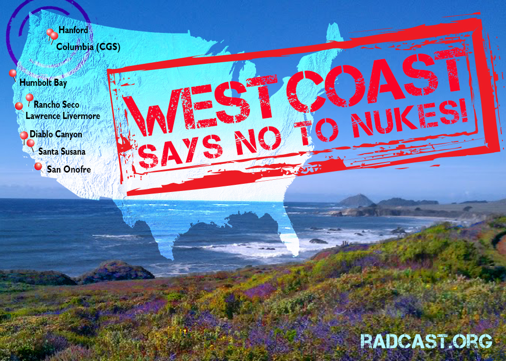 West Coast People: Please use this wonderful image for lead-up to 3/11 commemorations and 4th Anniversary of Fukushima catastrophe. Created by Gail Payne and Mimi German.