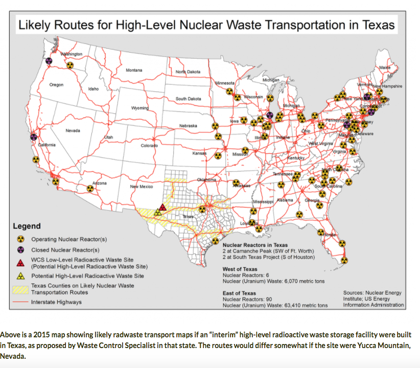 A National Nuclear Waste Shell Game? – Yucca Mtn  Redux | NoNukesCA net